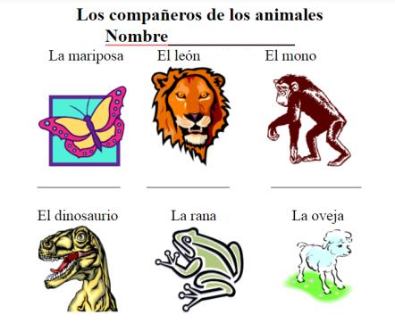 companeros de animales