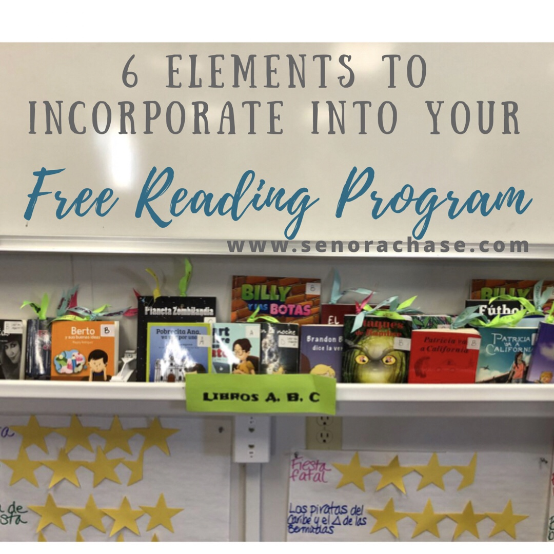 6 Elements to incorporate into your Free Reading Program – Loading