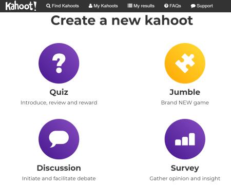 Kahoot 1