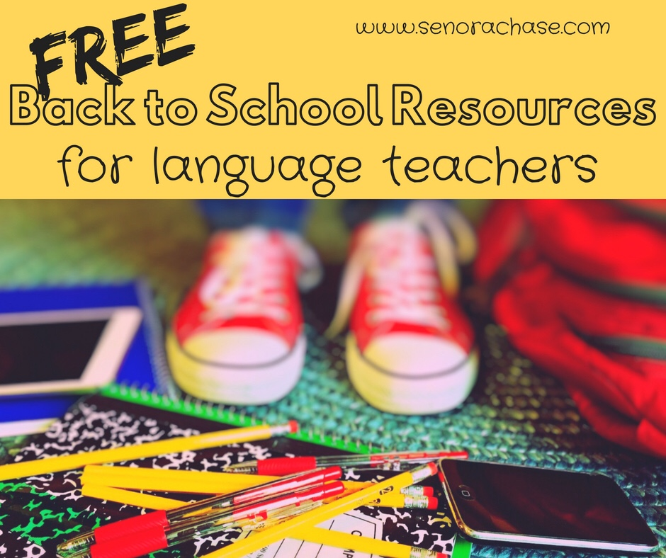 Back to School Resources – Loading up my little darlings