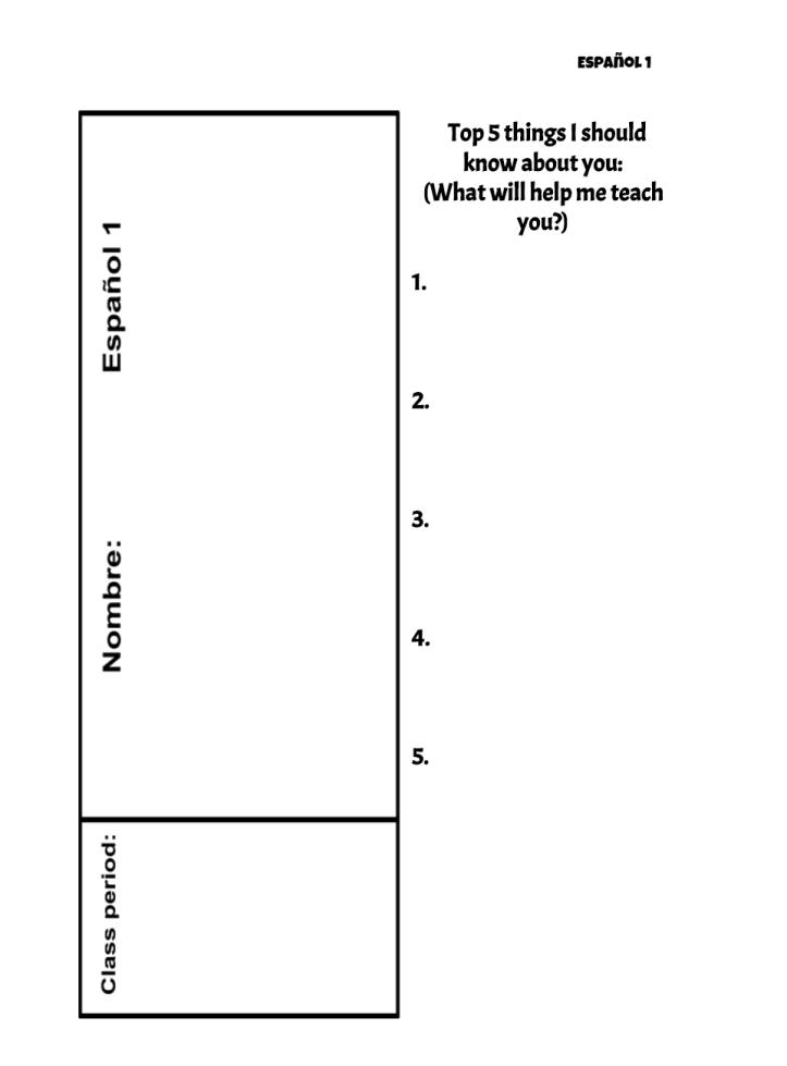Student interest survey, part 3