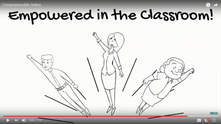 comprehensible online video