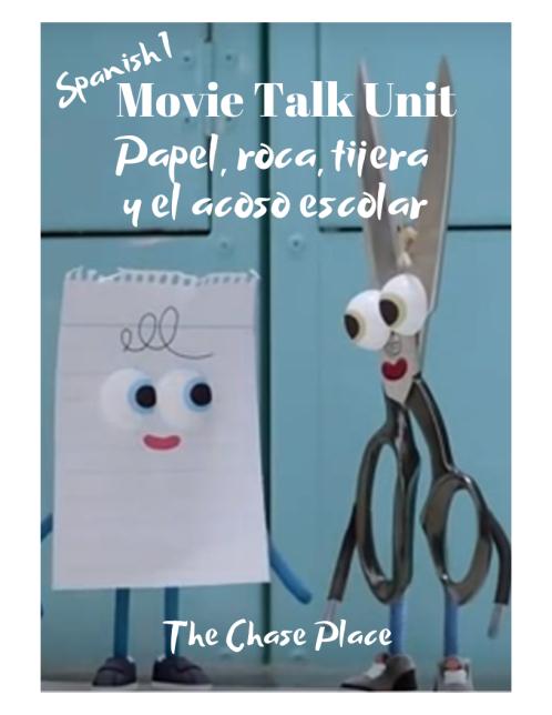 Papel, roca, tijera movie talk